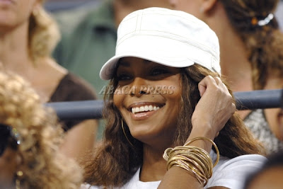Janet Jackson, US Open
