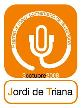 Premio al mejor comentario en la Radio de los Blogueros de PUNTO RADIO SEVILLA (3-10-08)