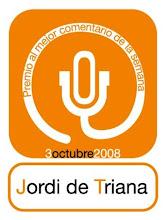 Premio al mejor comentario en la Radio de los Blogueros de PUNTO RADIO SEVILLA (3-10-08)