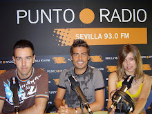 """""""LA RADIO DE LOS BLOGUEROS"""" de PUNTO RADIO-SEVILLA"""