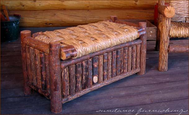 Beebee Grace Rustic Wood Furniture
