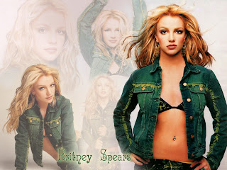 beautiful, pictures and wallpapers of pop star Britney Spears