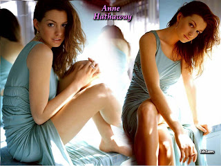 free beautiful pictures of hollywood stars - anne hathaway wallpapers download