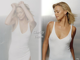 Model Charlize Theron images