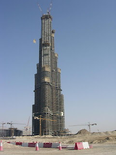 Natural Burj Dubai wallpapers