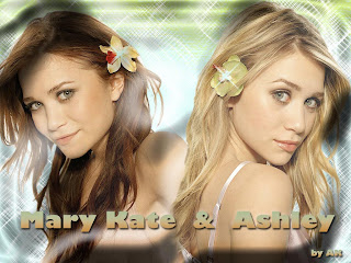 Mary-Kate and Ashley Olsen twins images