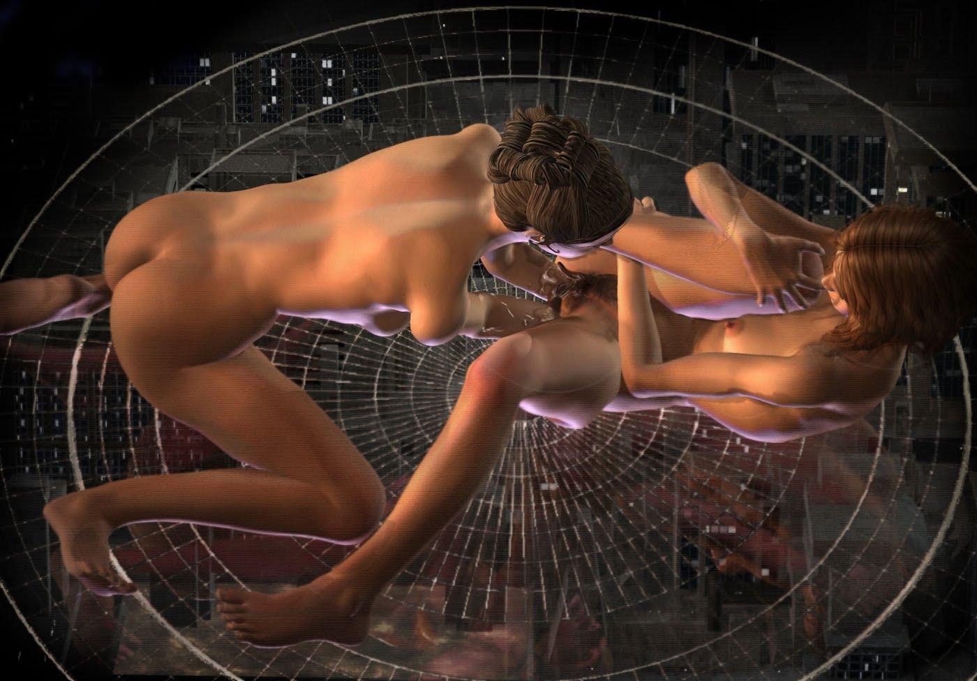 mujeres desnudas lesbianas 3 d lesbianas desnudas animadas lindas