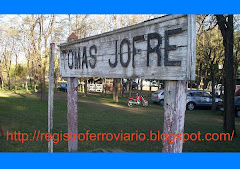 Ferrocarril General Belgrano Sur. Estación Tomás Jofré, (Jorge Born) 9/05/2010.