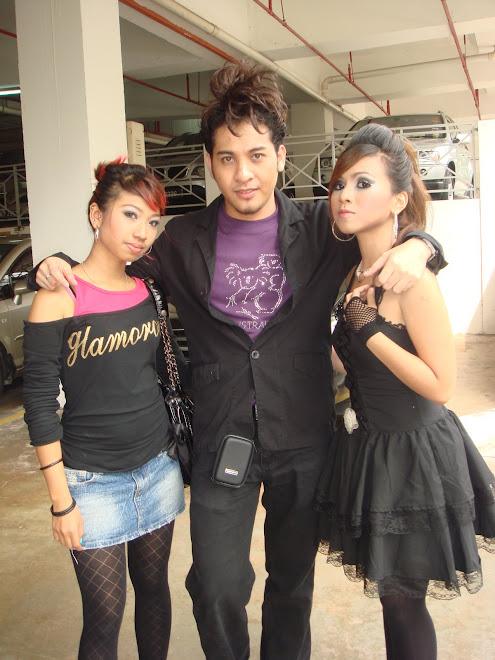 my ex student(daniel) eka n model