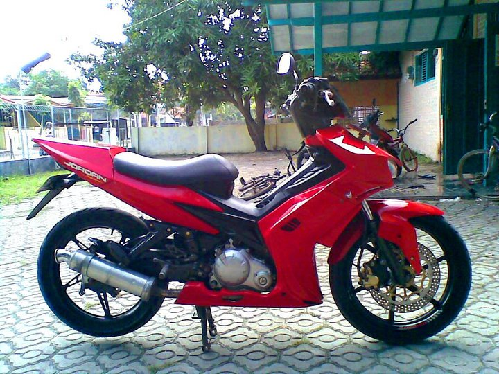 Modif Yamaha Jupiter Mx New