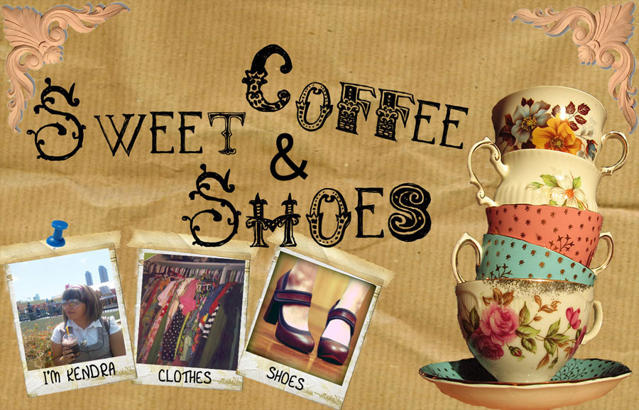 Sweet Coffee & ShoeS