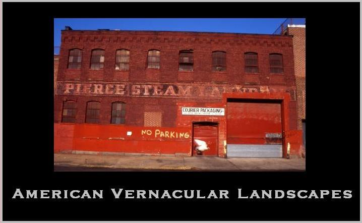 American Vernacular Landscapes