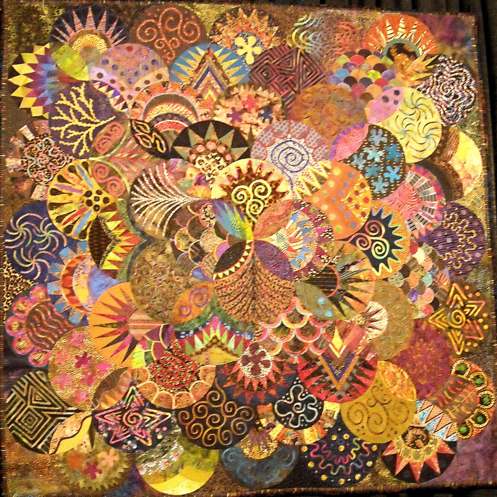 Amazing Quilts: Idea Gal: International Quilt Festival 2009: Classes And