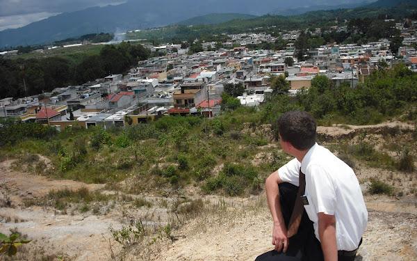Guatemala City North Mission