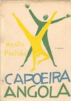 Capa do Livro de Pastinha, por Carybé