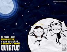 durmiendo en la luna