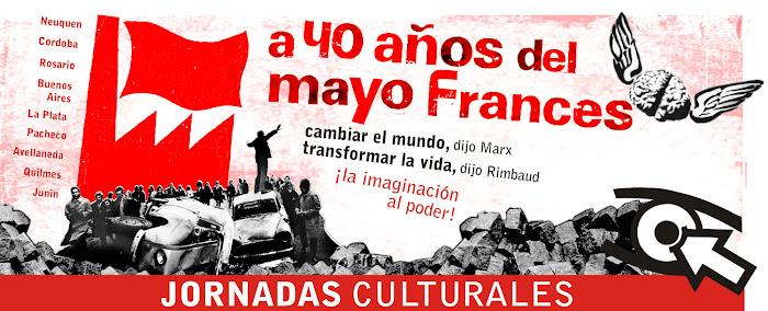 A 40 años del Mayo Frances - Contraimagen
