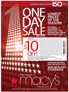 MACYS FREE SHIPPING CODE AUGUST 2010