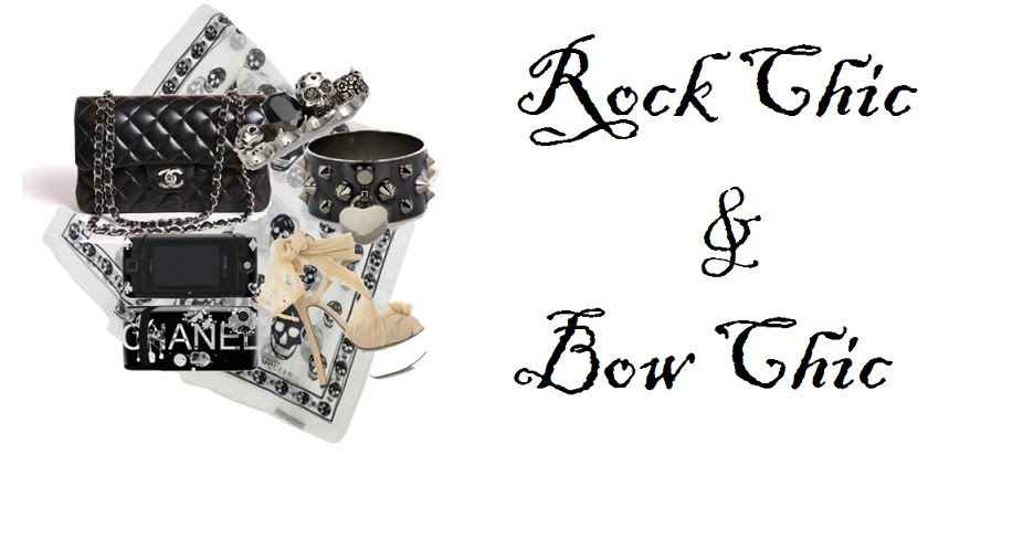 Rock Chic& Bow Chic
