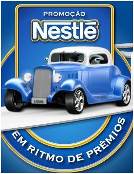 Promoção Nestlé em ritmo de prêmios