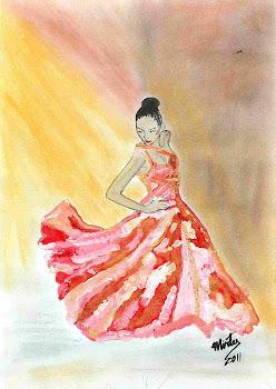 La robe d'or