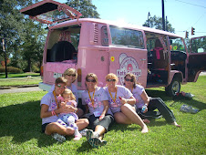 Double Bubble Breast Cancer Bus