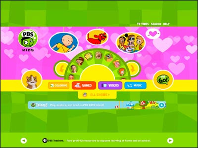 have fun with http pbskids org learningenglish esl
