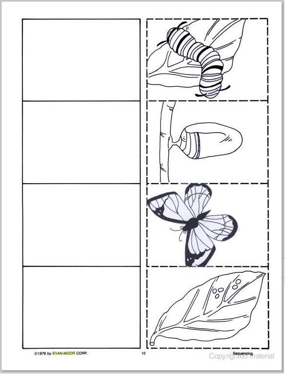 sequencing mini books animals plants learningenglish esl. Black Bedroom Furniture Sets. Home Design Ideas