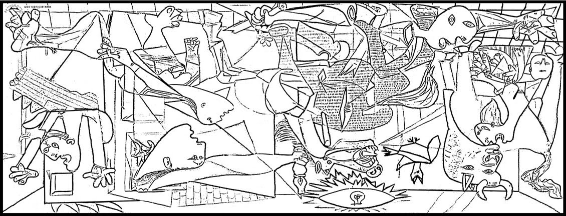 Best Famous Art Coloring Pages Picasso Ideas - New Coloring Pages ...