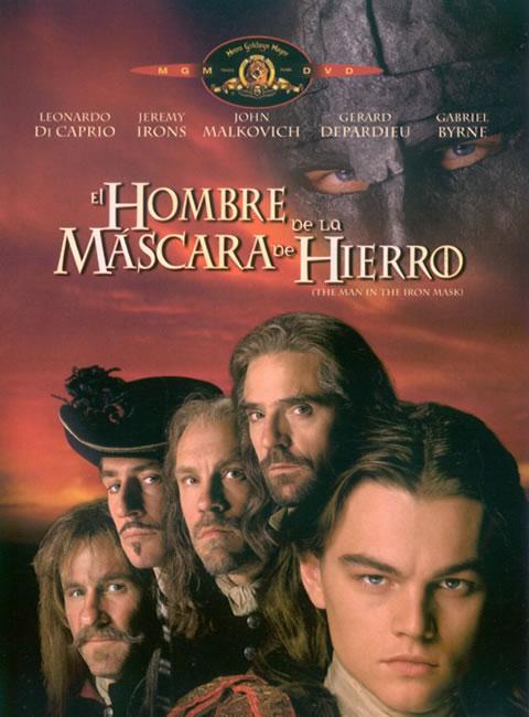 El hombre de la mascara de hierro[dvdrip][spanish]