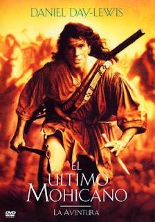 Poster de El último mohicano