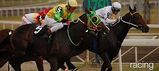Watch Live Races online via live video streaming by clicking the image