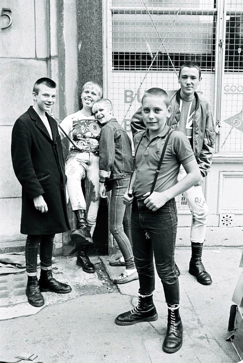 Styleprofiles An Early 80ies Skinhead Style Flavour
