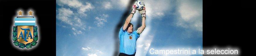 Diego: Campestrini es Argentino