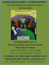 Invitación para el Activismo Ecológico
