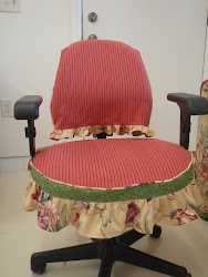 Cottage Desk Chair