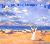 Uplifting Blogger Award