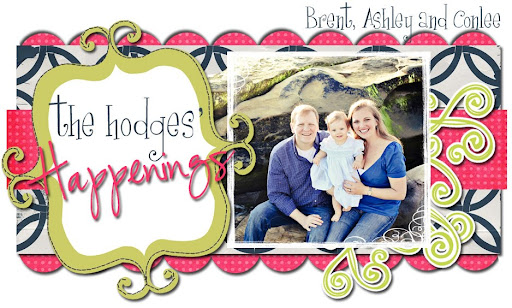 The Hodges' Happenings