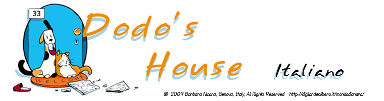 Dodo's House (La Maison de Dodo)