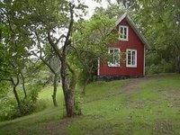 Sommerferie på ødegård i Sverige