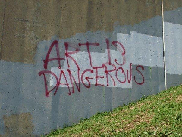 [Art+is+dangerous]