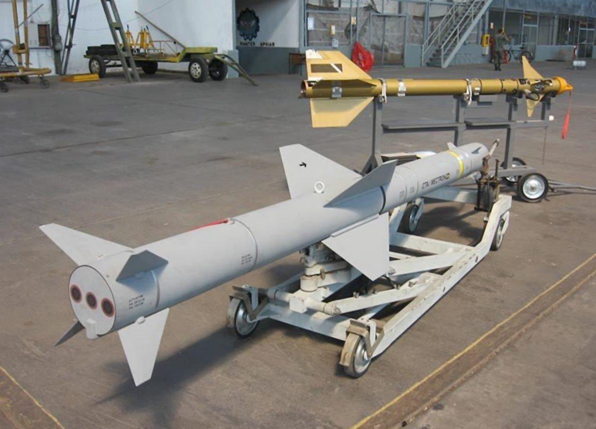 Industria Militar de Brasil - Página 2 MectronMAR-1Anti-RadiationMissilePi