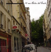 A PLACE IN PARIS