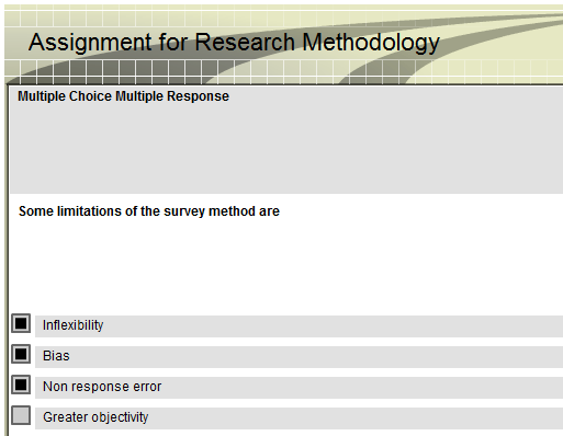 tqm research methodology