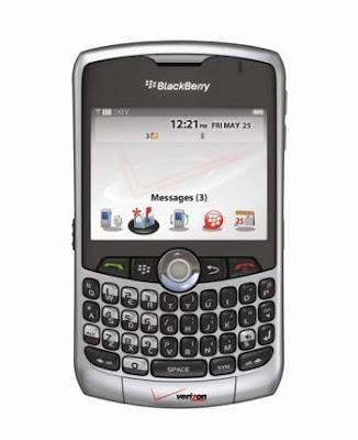 Caracteristicas y detalles del Blackberry Curve 3G