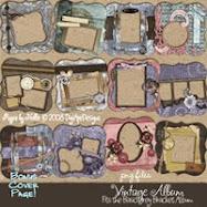 Vintage Bracket Album