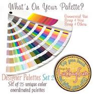 Designer Palettes Set 2