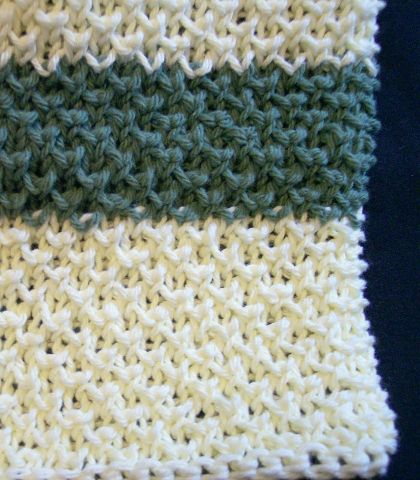 Knitting Stitches Sl1 Wyif : The Knitting Doodle: October 2009