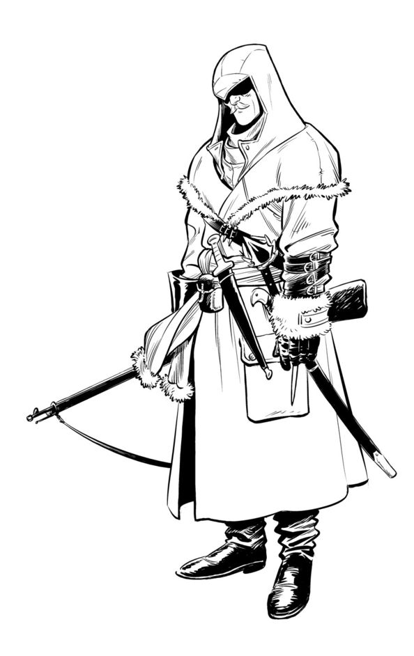 Assassin S Creed The Fall Proseguono A Fumetti Le Avventure Della