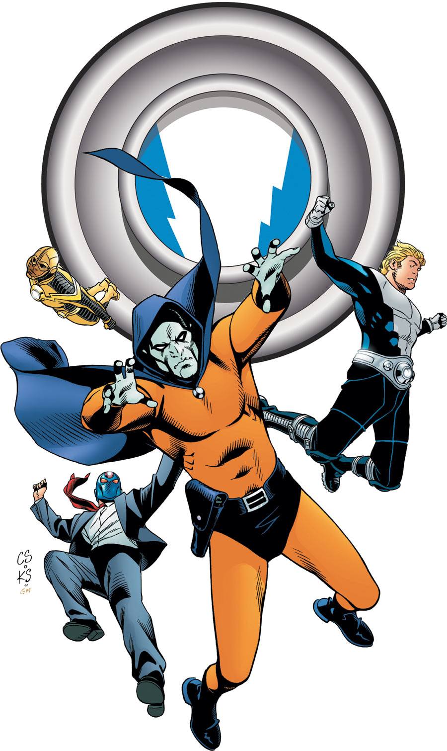 Comix Factory: DC COMICS: I SIMBOLI DEGLI EROI (PARTE 1